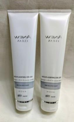 2 Avon Mexico ANEW CLEAN Purifying Facial Gel Cleanser All s