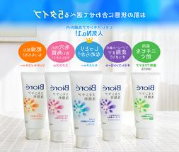 🌸 5 Types Kao Biore Skin Care Face Wash Facial Cleanser 1