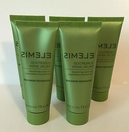 5x ELEMIS Superfood Facial Wash Pre-Biotic Gel Cleanser ~ 20