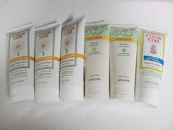 6 burt s bees assorted facial cleanser