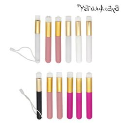 6pcs Nose Pore Deep Cleaning Brush Eyelash Extension Cleanin