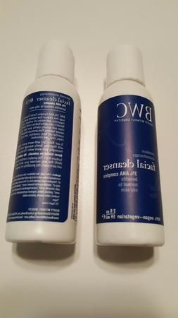 BWC - Beauty Without Cruelty Facial Cleanser 3% Aha Complex