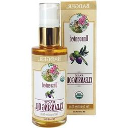 Badger - Face Cleansing Oil Unscented - 2 oz.