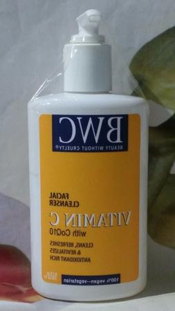 Beauty Without Cruelty Organic Vitamin C With CoQ10 Facial C