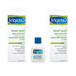 Cetaphil Daily Facial Moisturizer with Sunscreen Broad Spect