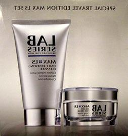 LAB SERIES Skincare for men MAX LS Age-Less Face Cream and D