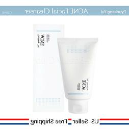 Pyunkang Yul ACNE Facial Cleanser 120ml + Free Sample