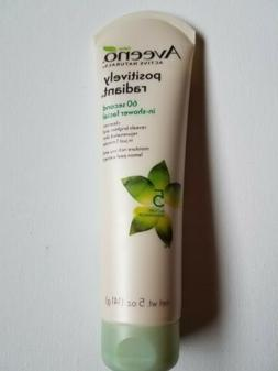 Aveeno Active Naturals Radiant 60 Second In-Shower Facial Cl