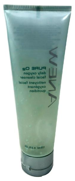Avon Anew Pure O2 Daily Oxygen Facial Cleanser 4.2 oz 80% fu
