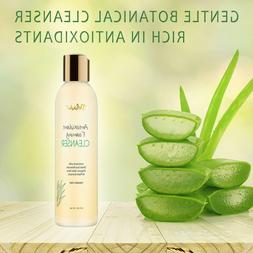 Antioxidant Gentle Foaming Facial Cleanser with Organic Aloe