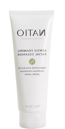 Natio Aromatherapy Gentle Foaming Facial Cleanser 100g