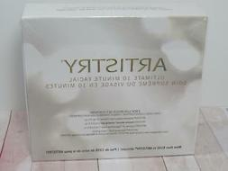 Artistry Ultimate 10 Minute Facial w/ Cleanser, Peel, Cream,