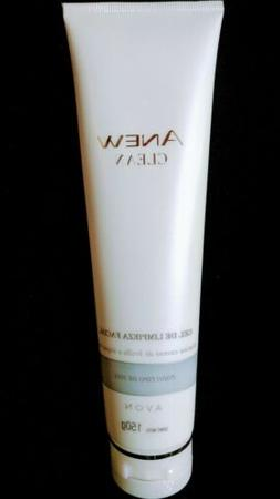 Avon Mexico ANEW CLEAN Purifying Facial Gel Cleanser All ski