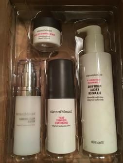 Bare Minerals Repair & Recover 4 Piece Facial Cleanser Wrink