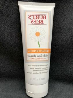 Burts Bees Facial BRIGHTENING Daily Facial Cleanser With Dai