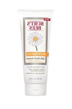 burts facial cleanser day size 6z burts