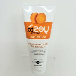 Yes To Carrots Daily Cream Facial Cleanser Paraben Free Nour