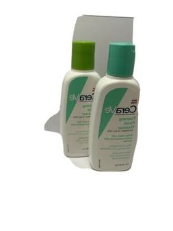 cera ve foaming facial cleanser for normal