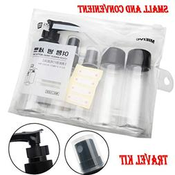 OUFENL Travel Containers Travel Portable Packaging Bottle Be