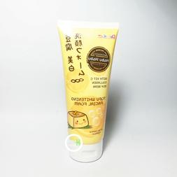 Daiso Tofu Whitening Lightening Facial Foam Cleanser Soy Bea