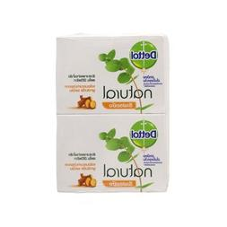 Dettol Bar Soap Natural Refreshing 70g.  by molona