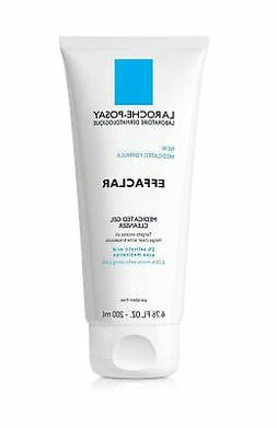 La Roche-Posay Effaclar Medicated Gel Acne Cleanser, 6.76 Fl