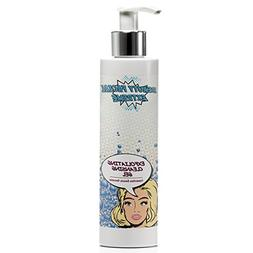 Exfoliating Gel Cleanser-Deep Cleansing & Exfoliation for Cl