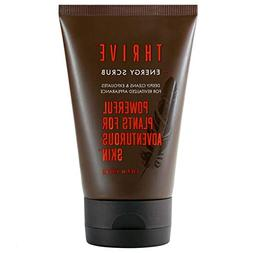 Thrive Natural Face Scrub for Men – Exfoliating Facial Cle