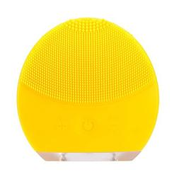 Cleansing Brush Facial, Electric Waterproof Silicone Face An