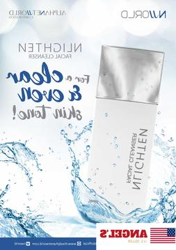 NLIGHTEN FACIAL CLEANSER 100ml 2 Bottles