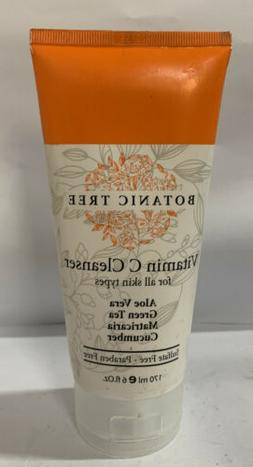 Facial Cleanser Vitamin C Face Wash- Perfect For Double Clea