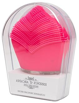 Facial Cleansing Brush and Face Vibrating Massager - Silicon