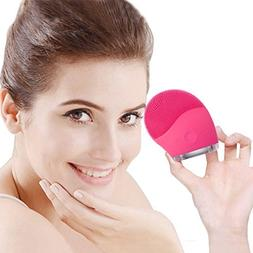 Orangelife@ Facial Cleansing Brush Massager and Exfoliator E