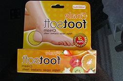 Finale Footsoft Cream - Helps Improved Cracked Heels Within
