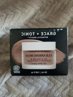 Grace + Tonic Botanical Beauty Cleansing Mud All SKin Types