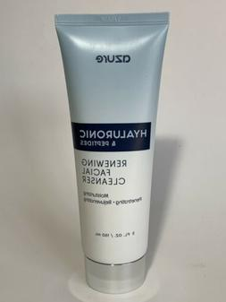 Azure Hyaluronic&Peptides Renewing facial Cleanser Moisturiz