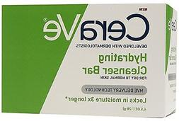 CeraVe Hydrating Cleansing Bar 4.5 oz by CeraVe