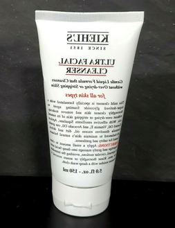 Kiehl's Ultra Facial Cleanser 5 oz 150 ml NWOB UNSEALED READ