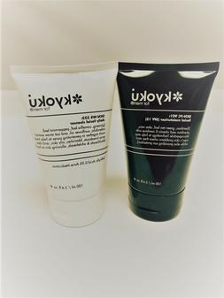 Kyoku for Men 3.4-ounce Daily Facial Cleanser and Moisturize