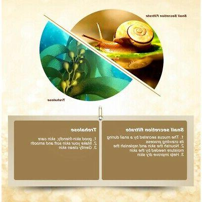 100g Snail Facial Cleanser Cleansing Face