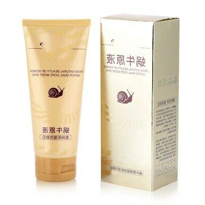 100g cleansing foam snail facial cleanser cleansing