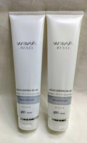 2 anew clean purifying facial gel cleanser