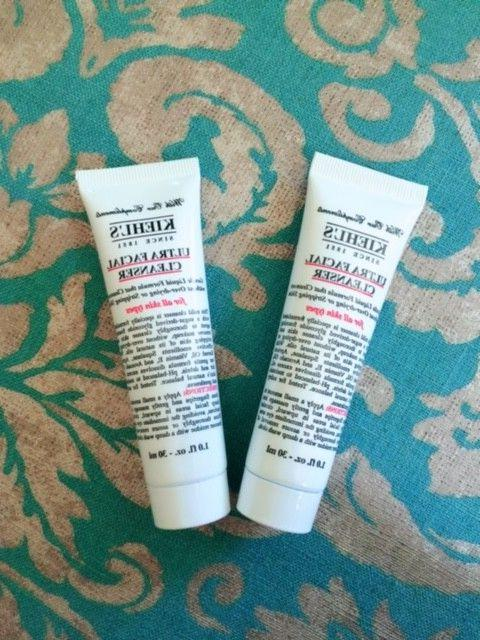 2 kiehl s ultra facial cleanser 1oz
