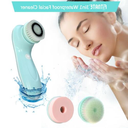 3 In Cleanser Massager Skin Cleaning 3