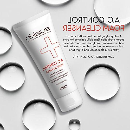 A.C. CONTROL CLEANSER Wash for Men use