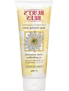 Bark/Camomile Face Cleans Facial Cleanser Burts Bees Brand: