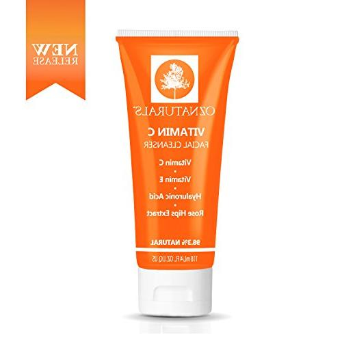 OZNaturals Cleanser The Most Wash The Skin Solution Clean A Healthy, Radiant Glow. Natural, 4