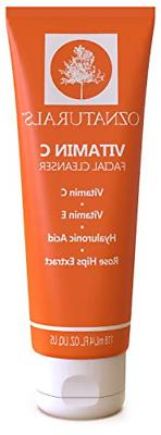 OZNaturals Vitamin C Facial Cleanser - The Most Effective An