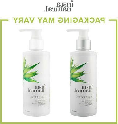 InstaNatural Wash For With Salicylic Acid, Oz