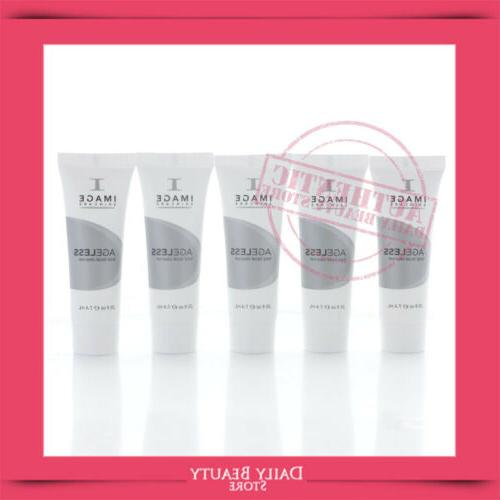 ageless total facial cleanser 5 samples brand